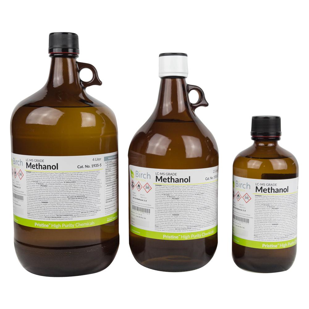 LCMS Bottle